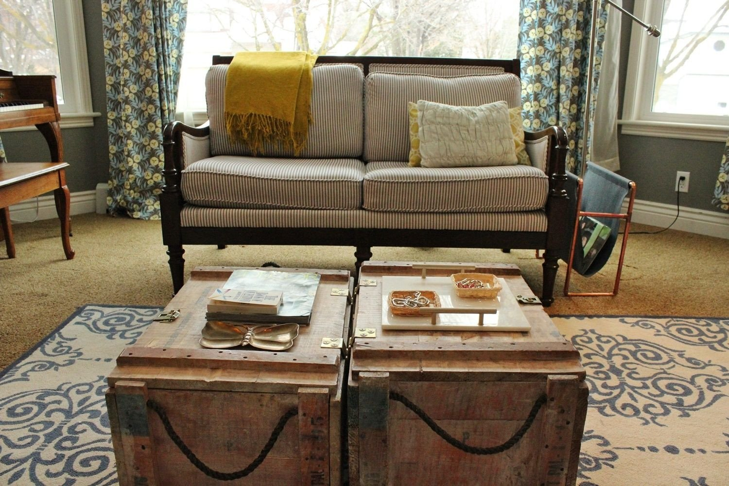 Kid Friendly Coffee Table Decor Awesome How to Style A Family Friendly Coffee Table