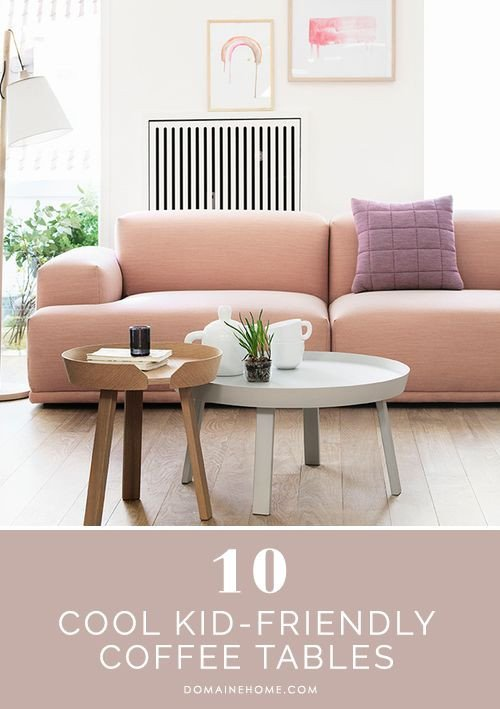 Kid Friendly Coffee Table Decor Best Of these Kid Friendly Coffee Tables Don T Sacrifice On Style Living Rooms