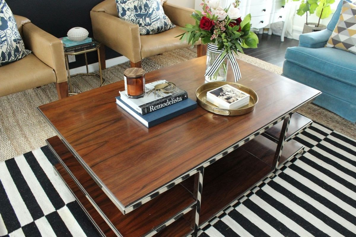 Kid Friendly Coffee Table Decor Lovely How to Style A Family Friendly Coffee Table