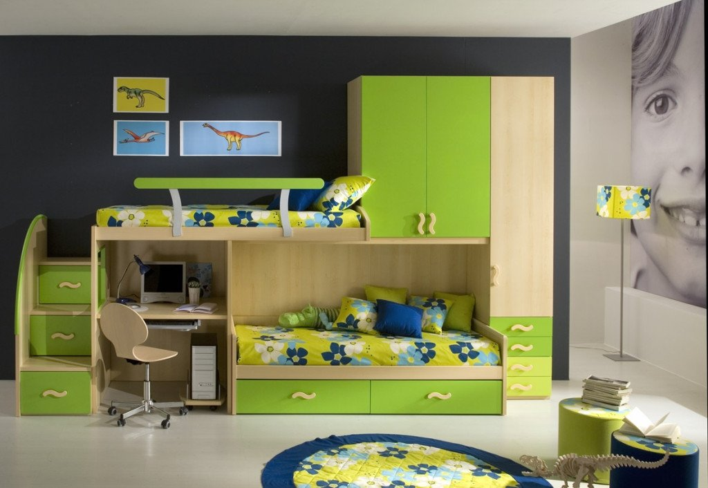 Kids Room Decor for Boys Best Of 50 Brilliant Boys and Girls Room Designs Unoxtutti From Giessegi Digsdigs