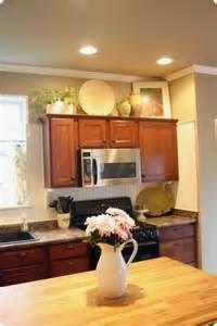 Kitchen Cabinet top Decor Ideas Best Of 1000 Images About Kitchen Cabinets On Pinterest