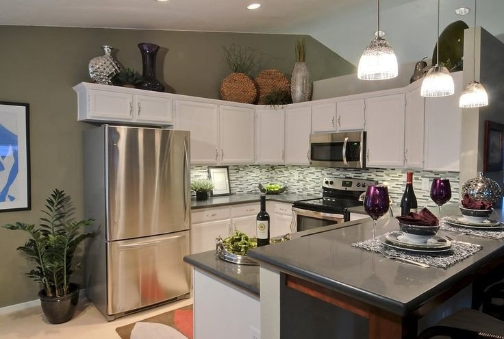 Kitchen Cabinet top Decor Ideas Inspirational Above Cabinet Decorating Ideas Cabinets Decor Pendent Style Lighting