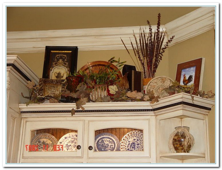 Kitchen Cabinet top Decor Ideas Luxury 5 Charming Ideas for Kitchen Cabinet Decor