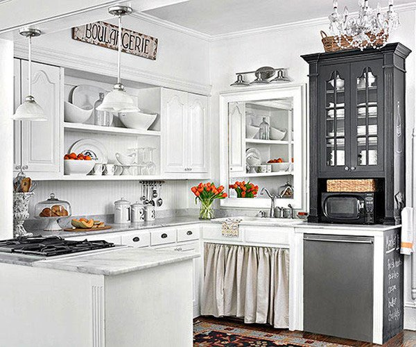 Kitchen Decor for Above Cabinets Awesome 10 Stylish Ideas for Decorating Kitchen Cabinets