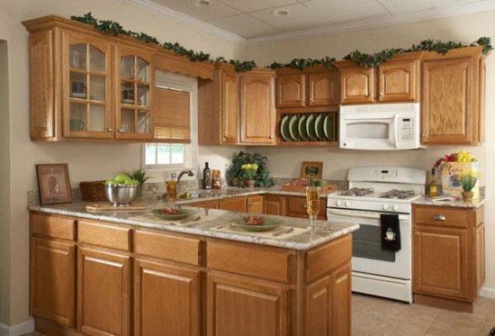Kitchen Decor for Above Cabinets Awesome Over the Cabinet Decorating Updated