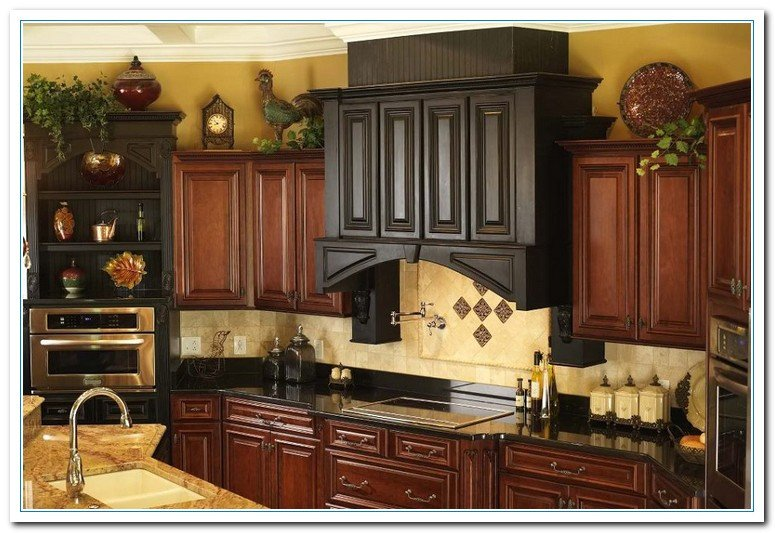 Kitchen Decor for Above Cabinets Fresh 5 Charming Ideas for Kitchen Cabinet Decor