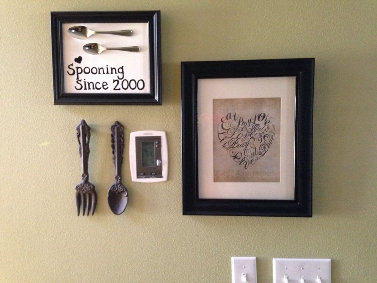 Kitchen Wall Decor Ideas Diy Elegant Hometalk