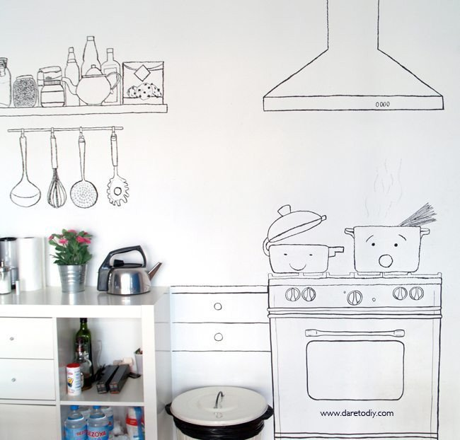 Kitchen Wall Decor Ideas Diy Luxury 8 Diy Kitchen Decor Ideas [do It Yourself as Expert]