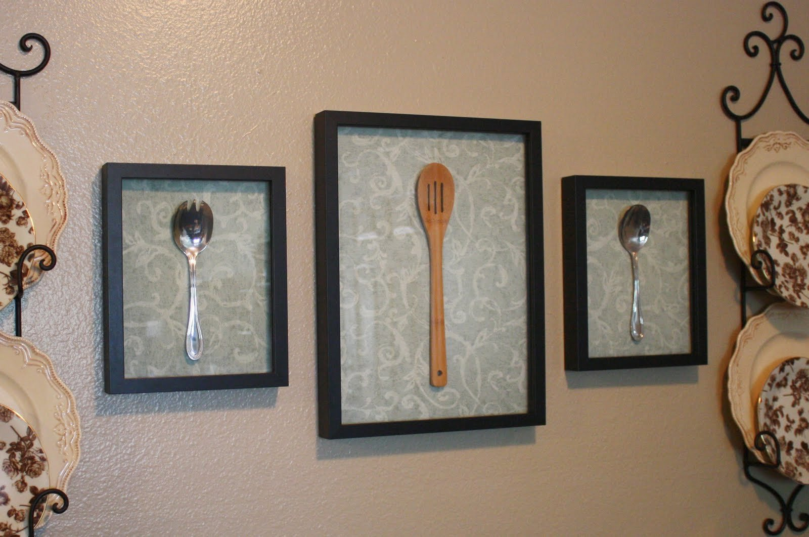 Kitchen Wall Decor Ideas Diy Unique Bayberry Creek Crafter Diy Wall Art for the Kitchen