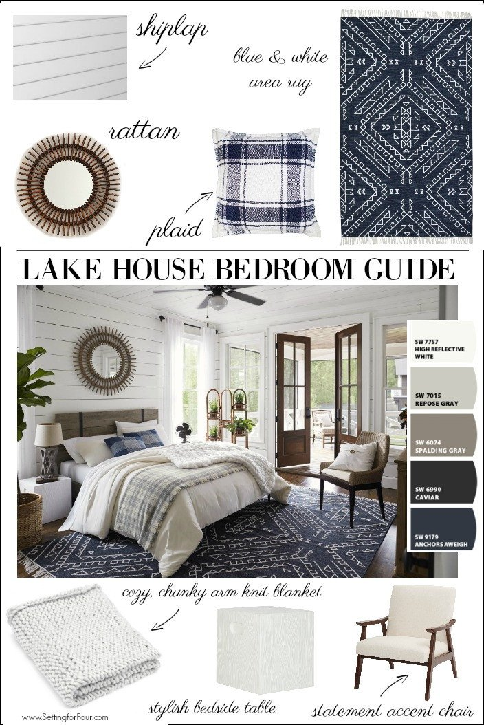 Lake House Furniture and Decor Awesome Lake House Bedroom Paint Color Ideas Furniture & Decor Ideas Setting for Four