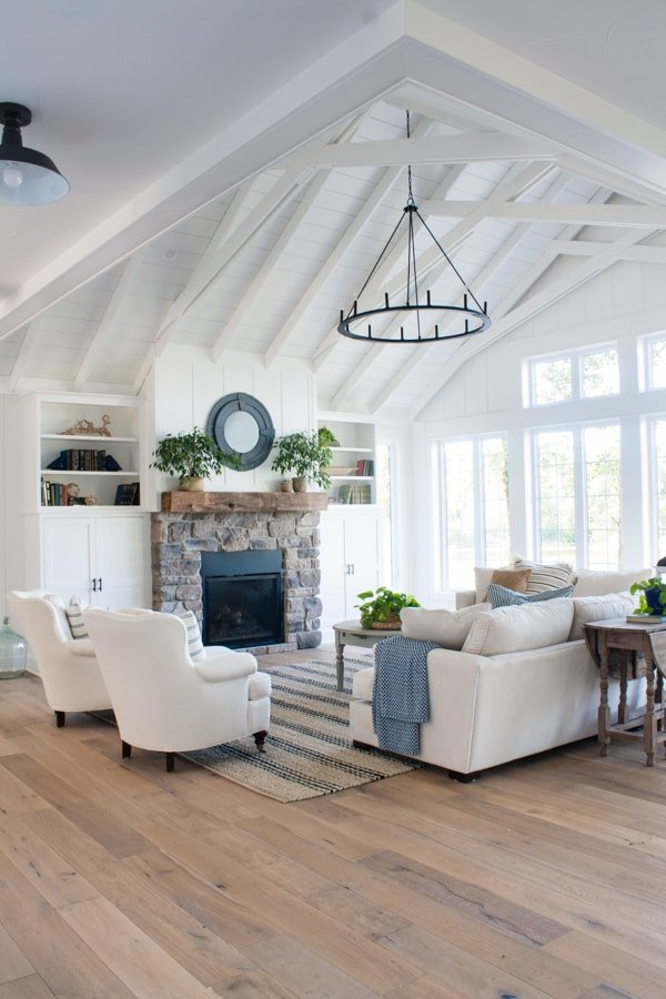 Lake House Furniture and Decor New Lake House Living Room Decor the Lilypad Cottage