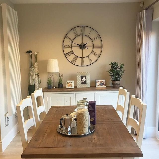Large Dining Room Wall Decor Beautiful top 25 Best Clock Ideas On Pinterest