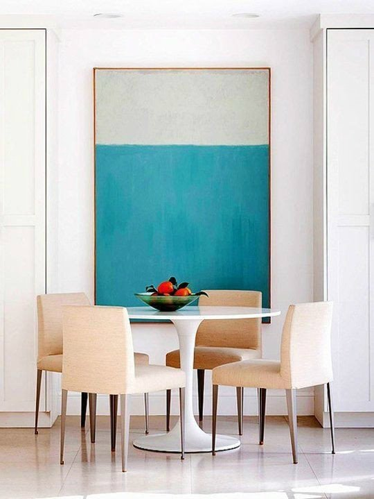 Large Dining Room Wall Decor Lovely 10 Ways to Create A Relaxed Look Dining Room Decoholic