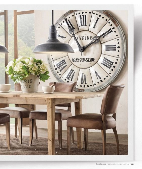 Large Dining Room Wall Decor Lovely Clock In Dining Room Living Room Spiration Pinterest