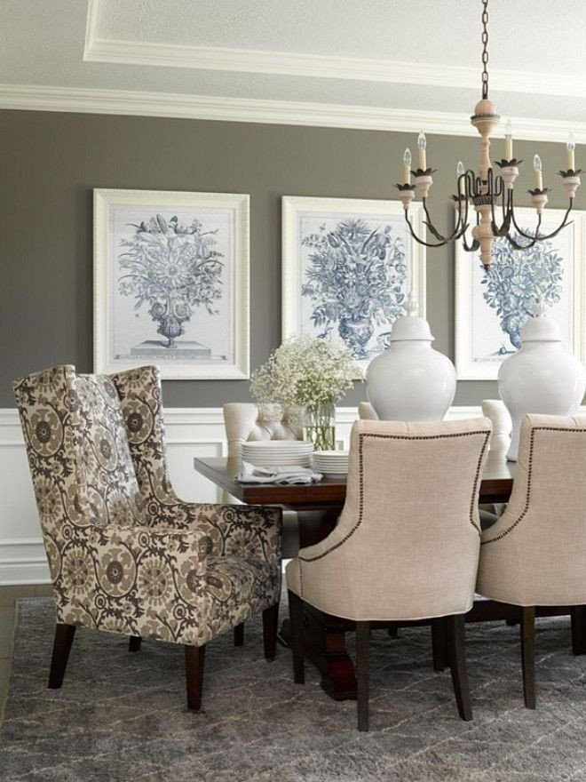 Large Dining Room Wall Decor Lovely Neutral Home Interior Ideas Home Bunch An Interior Design & Luxury Homes Blog