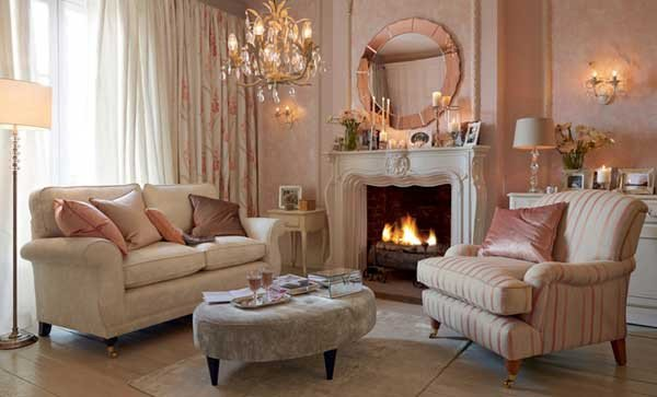 Latest Trends In Home Decor New Coral Color Binations
