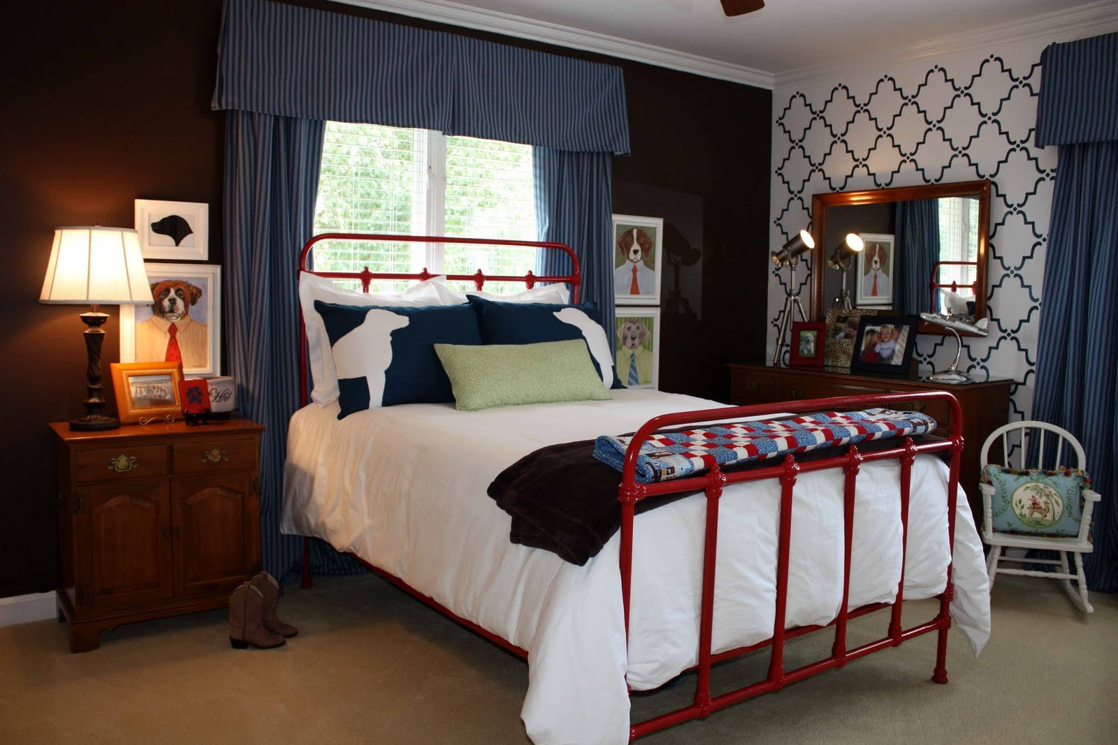 Little Boy Room Decor Ideas Lovely Dragonfly Mornings Boys Bedroom Ideas