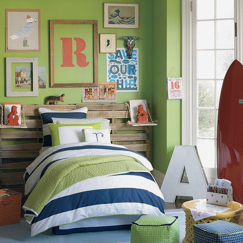 Little Boy Room Decor Ideas New A Little Boy's Playground – the Design Tabloid