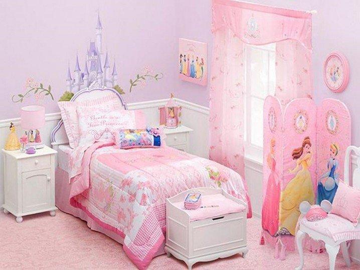 Little Girl Room Decor Ideas Awesome 15 Lovely Princess themed Bedroom Ideas