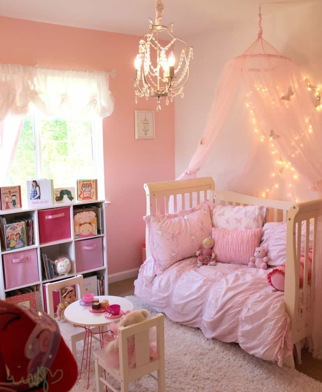 Little Girl Room Decor Ideas Awesome 32 Cheery Designs for A Little Girl S Dream Bedroom Ritely