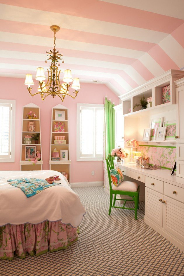 Little Girl Room Decor Ideas Beautiful 15 Playful Traditional Girls Room Designs to Surprise Your Little Daughter with