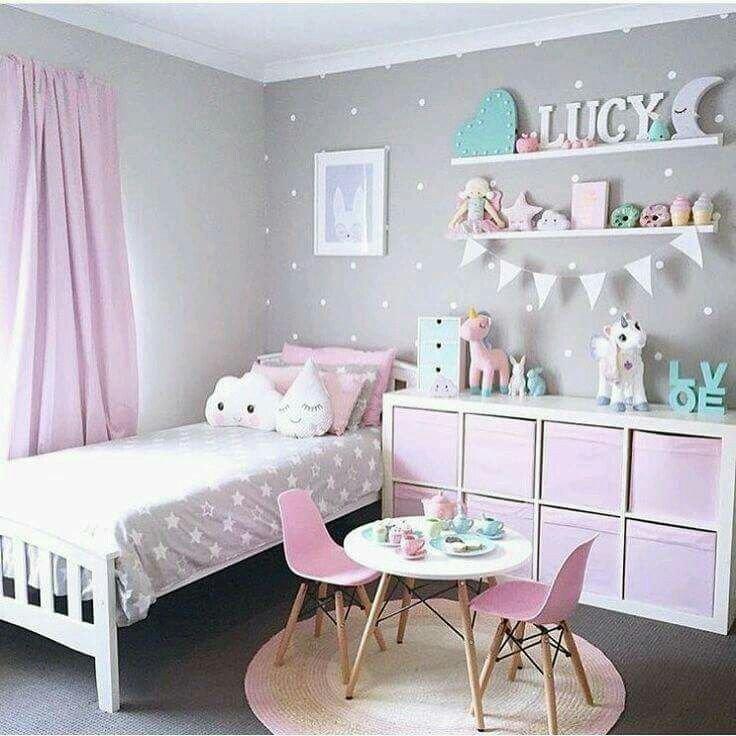Little Girl Room Decor Ideas Beautiful Best 25 Little Girl Rooms Ideas On Pinterest