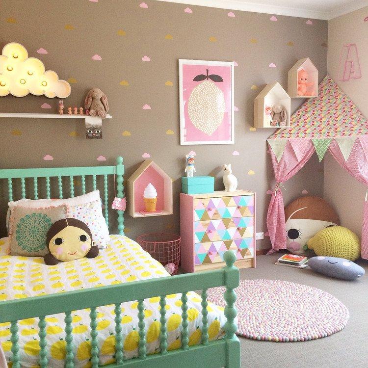 Little Girl Room Decor Ideas Best Of 20 Whimsical toddler Bedrooms for Little Girls