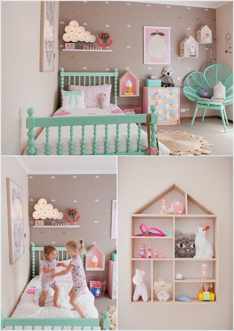 Little Girl Room Decor Ideas Best Of Cute Ideas to Decorate A toddler Girl S Room Kids Room Shelf
