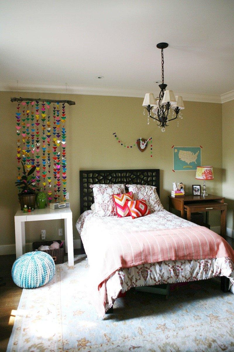 Little Girl Room Decor Ideas Luxury Gretas Not so Big Girl Room