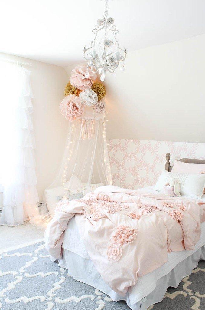 Little Girl Room Decor Ideas Luxury Vintage Little Girls Room Reveal Rooms for Rent Blog