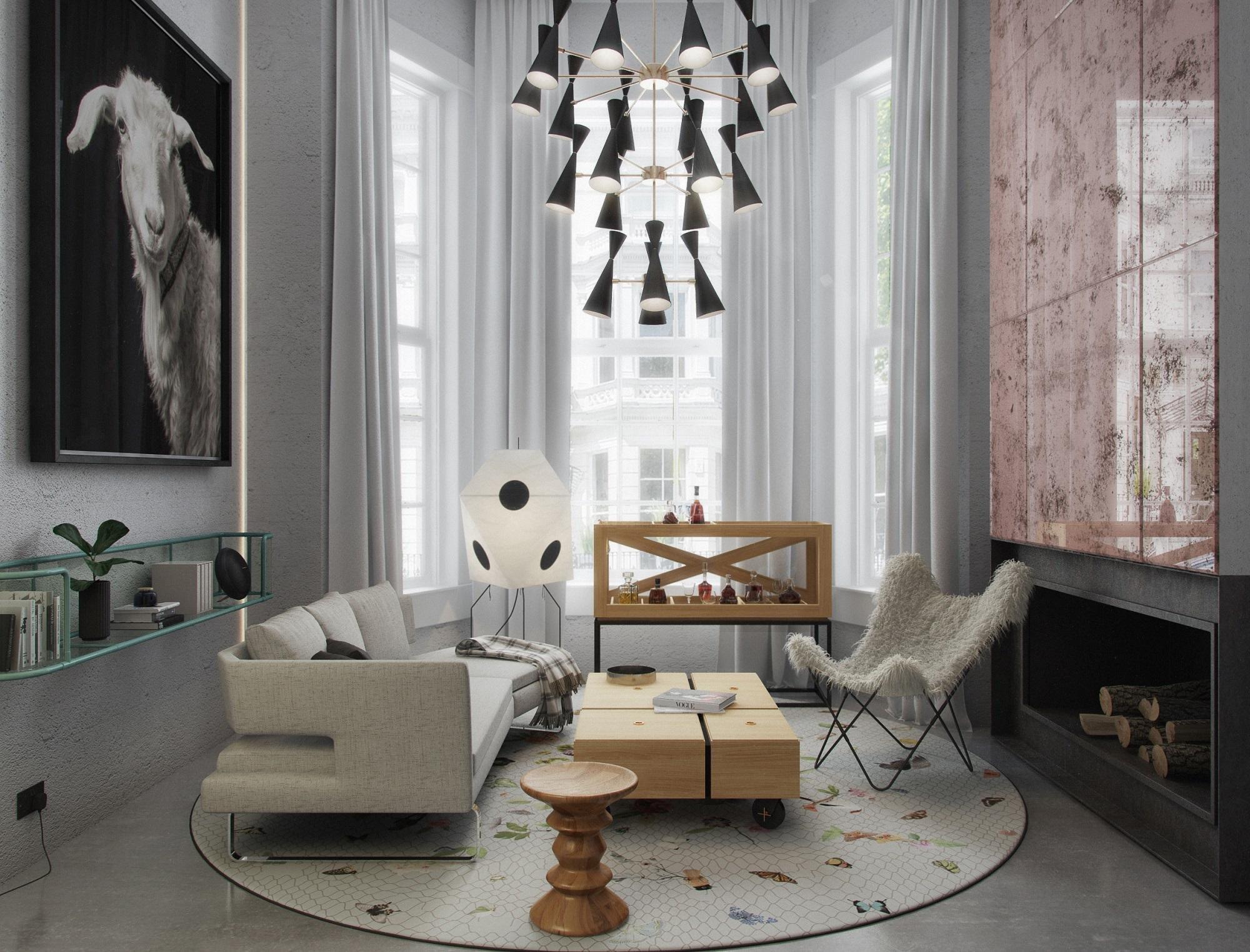 Living Room Art Decor Ideas Elegant asymmetrical Balance Interior Design Wall Art Unique 60 Inspirational Living Room Decor Ideas