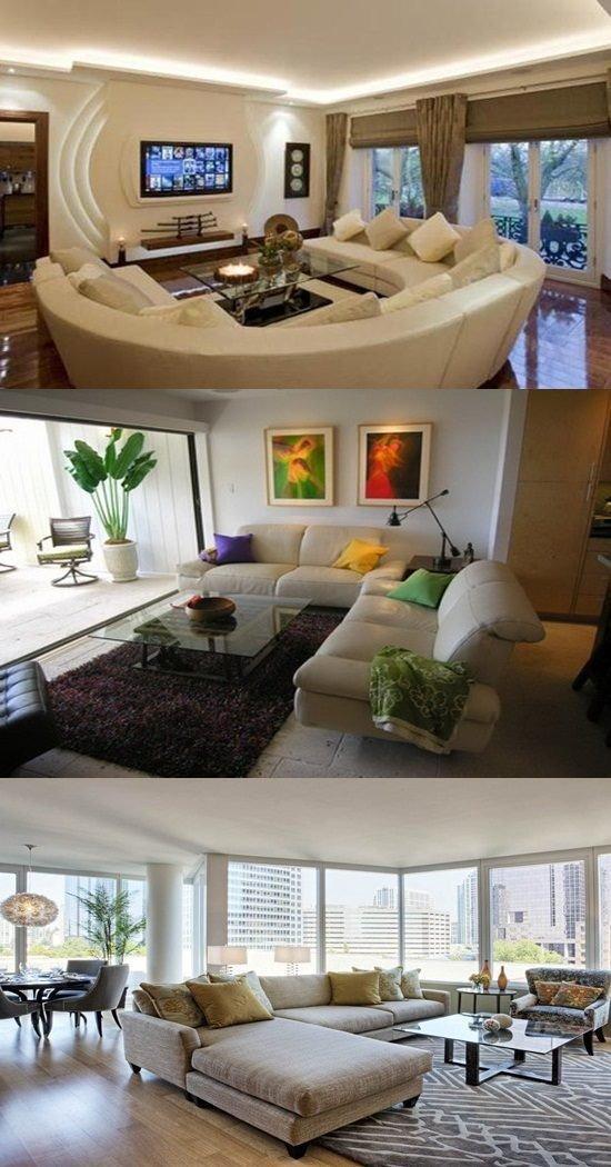 Living Room Art Decor Ideas Elegant Condo Living Room Decorating Ideas