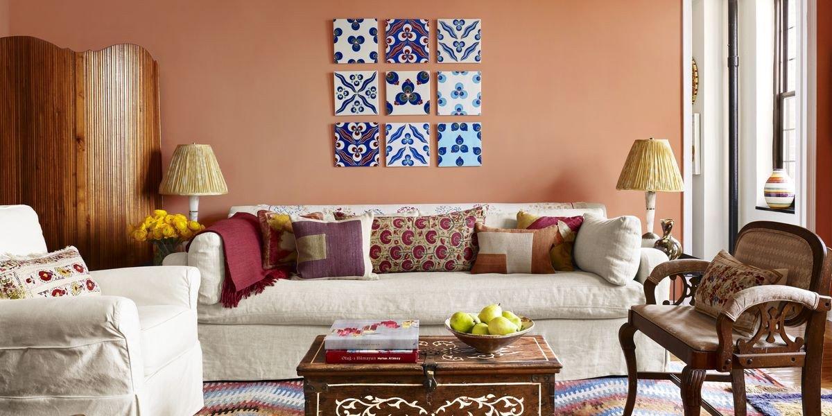 Living Room Art Decor Ideas Fresh 20 Bohemian Decor Ideas Boho Room Style Decorating and Inspiration