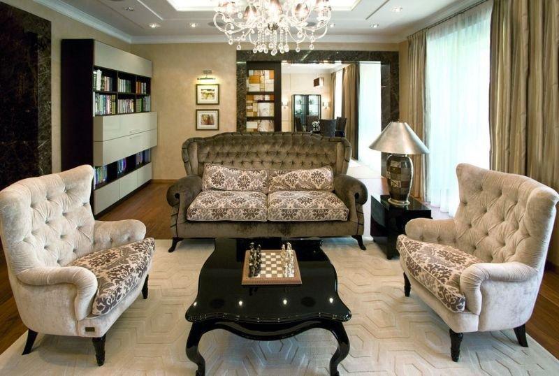 Living Room Art Decor Ideas Lovely Art Deco Style Interior Design Ideas