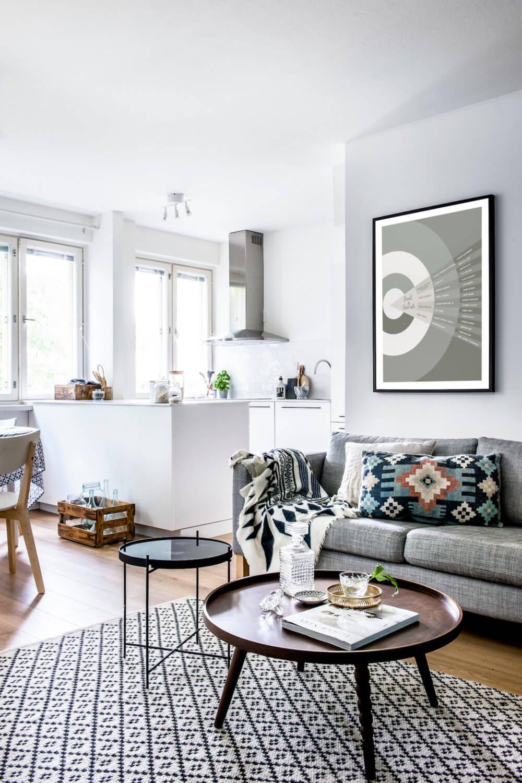 Living Room Art Decor Ideas Luxury 20 Best Small Apartment Living Room Decor and Design Ideas for 2019