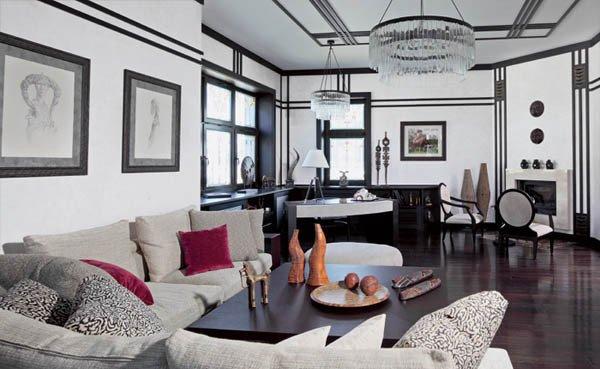 Living Room Art Decor Ideas Luxury 20 Bold Art Deco Inspired Living Room Designs Rilane
