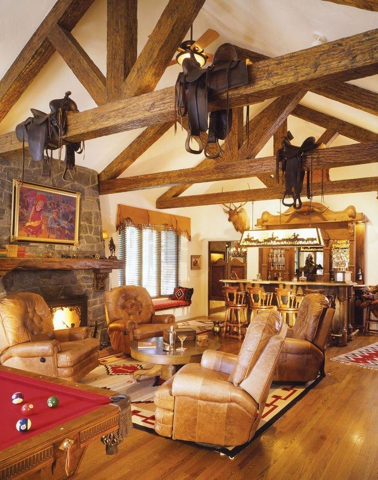 Living Room Art Decor Ideas Unique 25 Amazing Western Living Room Decor Ideas