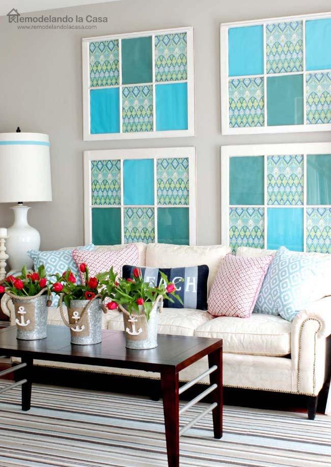 Living Room Art Decor Ideas Unique 50 Best Home Decoration Ideas for Summer 2017