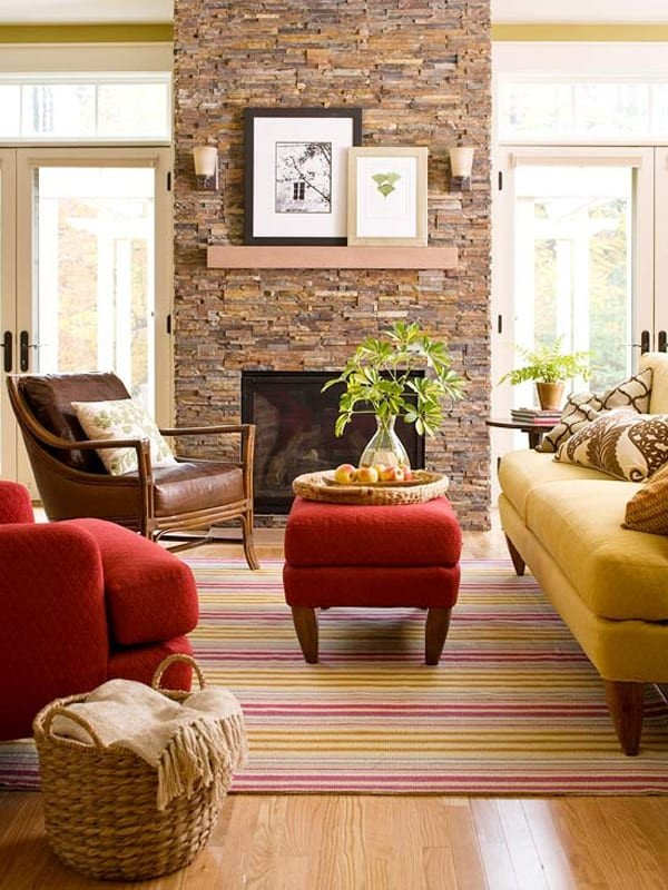 Living Room Color Schemes to Make Your Room Cozy Awesome 43 Cozy and Warm Color Schemes for Your Living Room