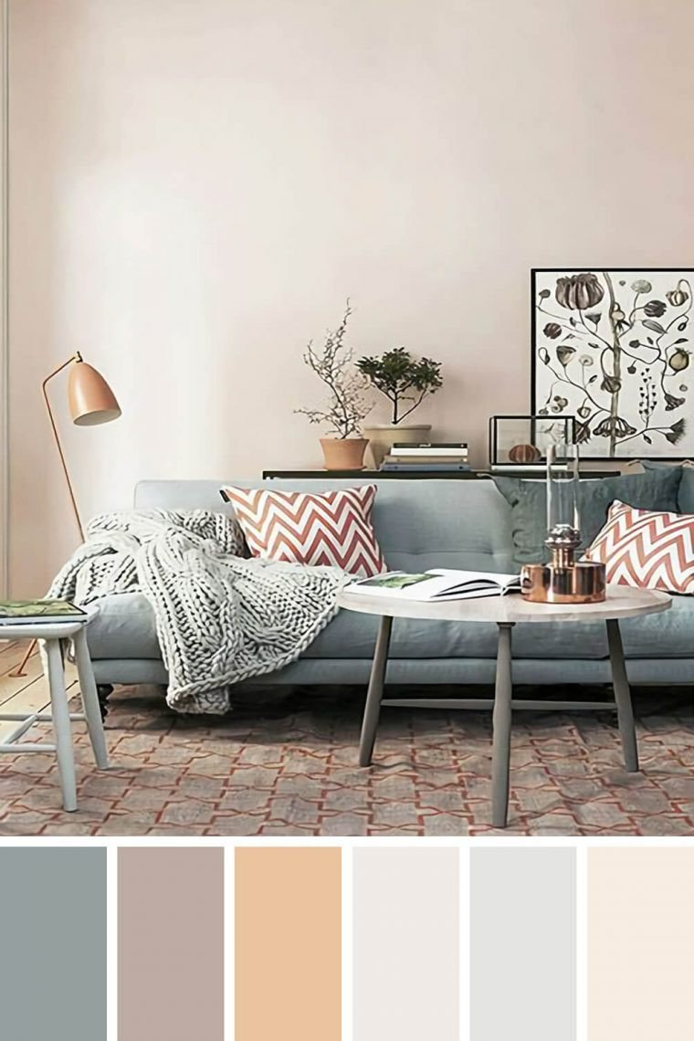 Living Room Color Schemes to Make Your Room Cozy Elegant 25 Gorgeous Living Room Color Schemes to Make Your Room Cozy
