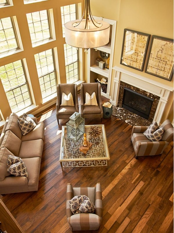Living Room Color Schemes to Make Your Room Cozy Elegant 43 Cozy and Warm Color Schemes for Your Living Room