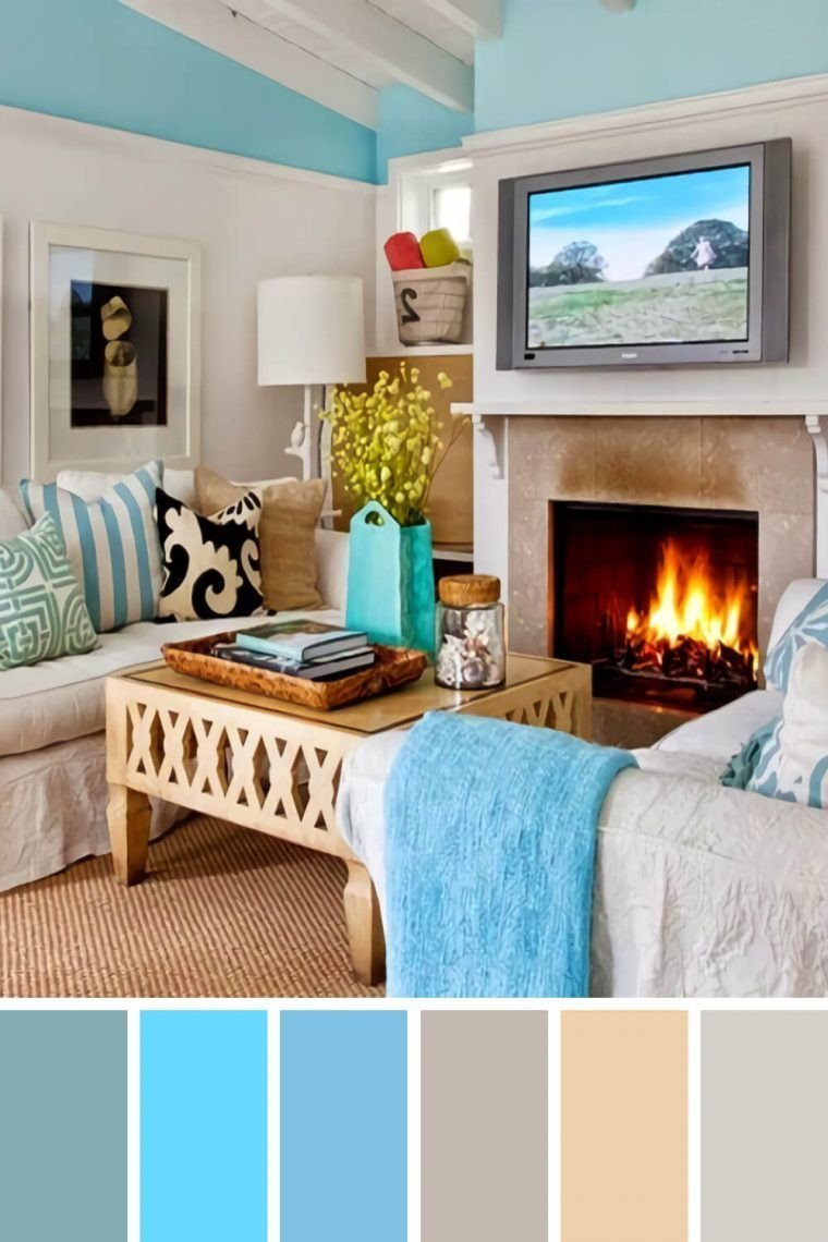 Living Room Color Schemes to Make Your Room Cozy Fresh 25 Gorgeous Living Room Color Schemes to Make Your Room Cozy