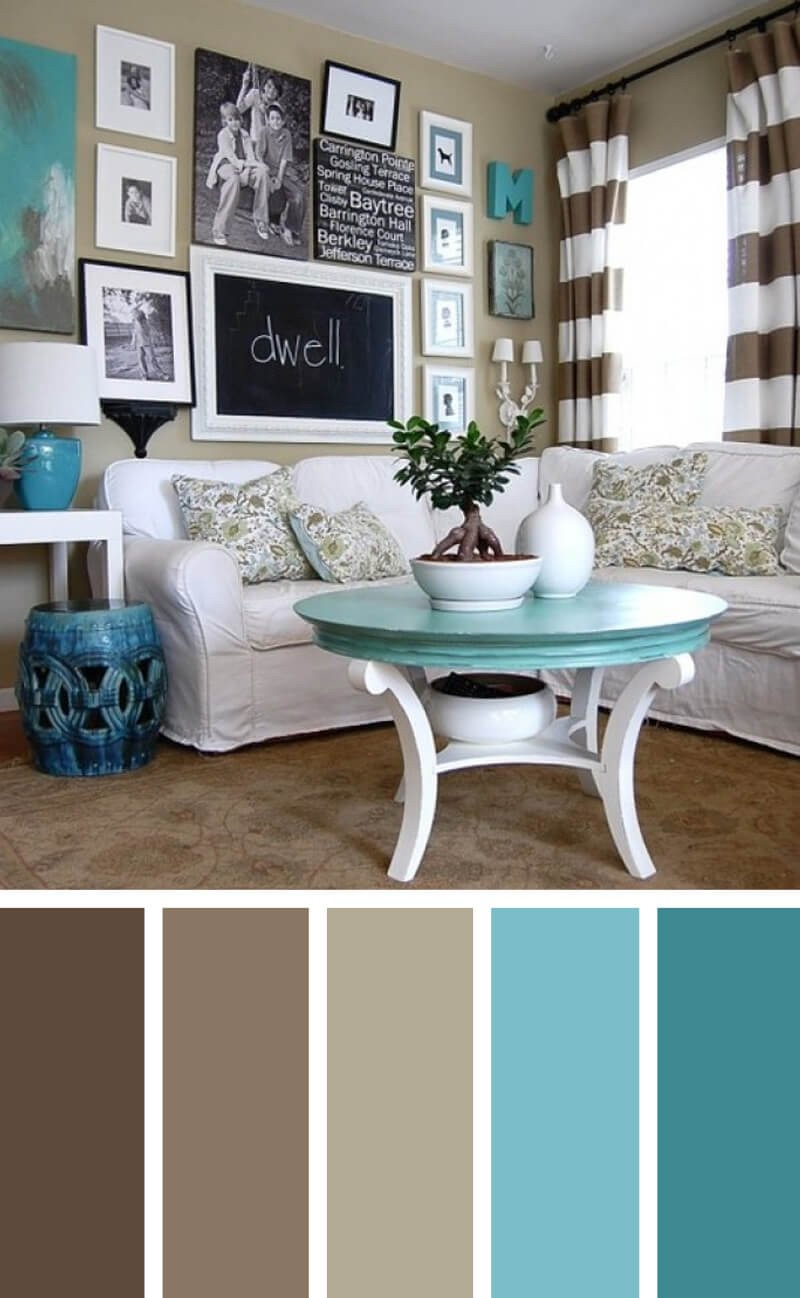 Living Room Color Schemes to Make Your Room Cozy Unique 11 Best Living Room Color Scheme Ideas and Designs for 2017
