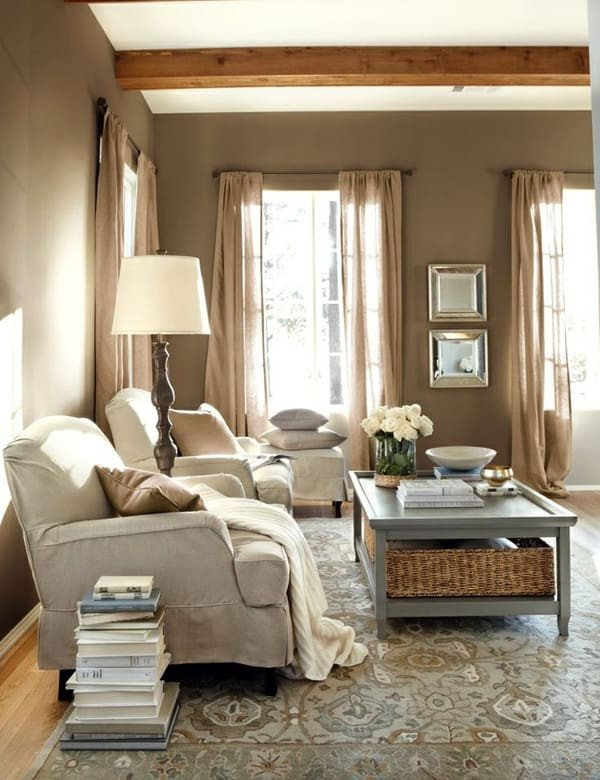 Living Room Color Schemes to Make Your Room Cozy Unique 43 Cozy and Warm Color Schemes for Your Living Room