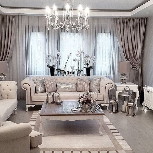 Living Room Curtains Ideas Awesome 20 Curtain Ideas for Your Luxurious Living Room