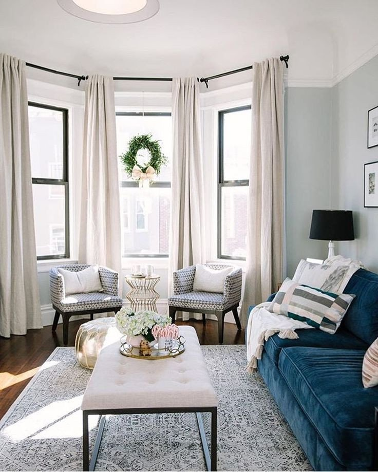 Living Room Curtains Ideas Best Of 42 Blue Curtain Designs Living Room Blue Living Room with Indigo Curtains Decorating