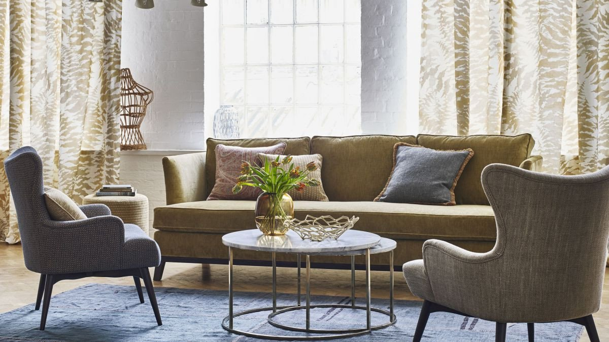 Living Room Curtains Ideas Inspirational 15 Fresh Living Room Curtain Design Ideas