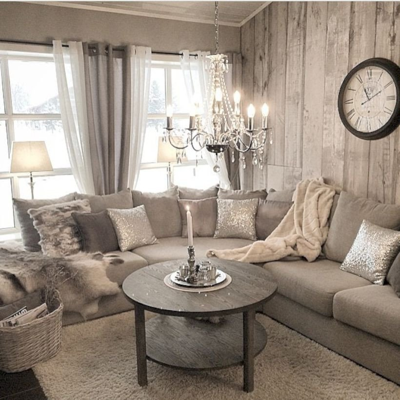 Living Room Curtains Ideas Inspirational 62 Rustic Living Room Curtains Design Ideas Roundecor