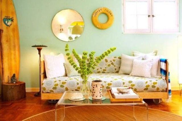 Living Room Design for Summer Awesome 33 Cheerful Summer Living Room Décor Ideas