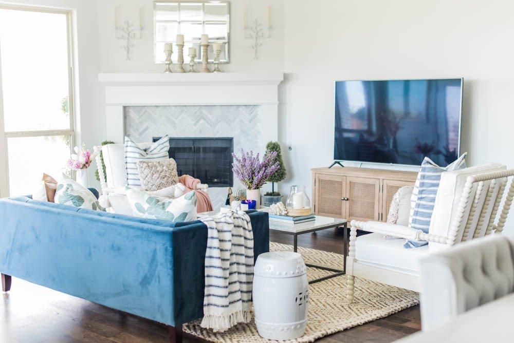 Living Room Design for Summer Best Of Summer Living Room Home Decor Ideas Loveliest Looks Of Summer